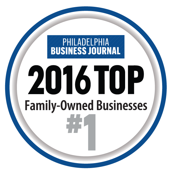 #1Top Family-Owned Business 2016