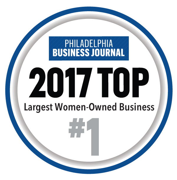#1 Largest Women-Owned Business 2017