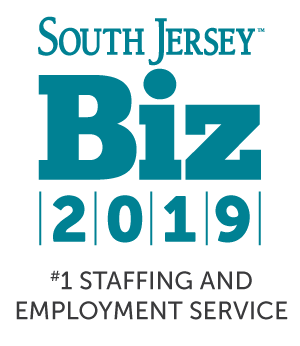 SouthJersey Biz 2019 #1 Staffing and Employment Service