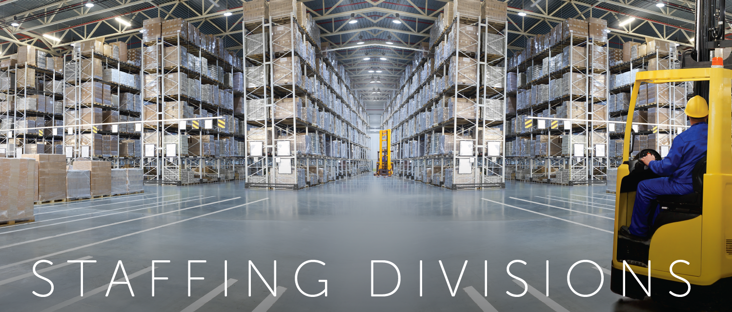 Staffing Divisions